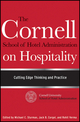 The Cornell School of Hotel Administration on Hospitality: Cutting Edge Thinking and Practice (0470554991) cover image