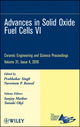Advances in Solid Oxide Fuel Cells VI, Volume 31, Issue 4 (0470594691) cover image