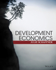 Development Economics: Theory, Empirical Research, and Policy Analysis (0470599391) cover image