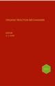 Organic Reaction Mechanisms 2000: An annual survey covering the literature dated December 1999 to December 2000 (0470854391) cover image