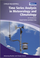 Time Series Analysis in Meteorology and Climatology: An Introduction (0470971991) cover image