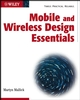 Mobile and Wireless Design Essentials (0471214191) cover image