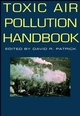 Toxic Air Pollution Handbook (0471284491) cover image