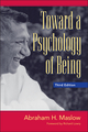 Toward a Psychology of Being, 3rd Edition (0471293091) cover image