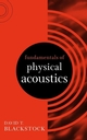 Fundamentals of Physical Acoustics (0471319791) cover image
