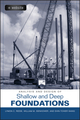 Analysis and Design of Shallow and Deep Foundations (0471431591) cover image