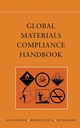 Global Materials Compliance Handbook (0471467391) cover image