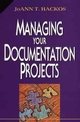 Managing Your Documentation Projects (0471590991) cover image