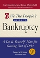 We The People's Guide to Bankruptcy: A Do-It-Yourself Plan for Getting Out of Debt (0471715891) cover image