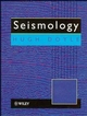 Seismology (0471948691) cover image