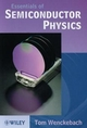 Essentials of Semiconductor Physics (0471965391) cover image
