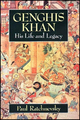 Genghis Khan: His Life and Legacy (0631189491) cover image