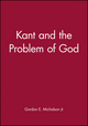 Kant and the Problem of God (0631212191) cover image