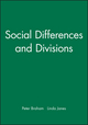 Social Differences and Divisions (0631233091) cover image