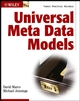 Universal Meta Data Models (0764571591) cover image