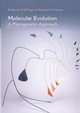 Molecular Evolution: A Phylogenetic Approach (0865428891) cover image