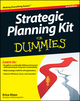 Strategic Planning Kit For Dummies, 2nd Edition (1118178491) cover image