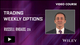 Trading Weekly Options Video Course (1118738691) cover image