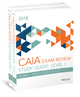 Wiley Study Guide for 2018 Level I CAIA Exam: Complete Set (print) (1119415691) cover image