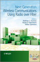 Next Generation Wireless Communications Using Radio over Fiber (1119953391) cover image