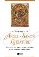 A Companion to Anglo-Saxon Literature (1405176091) cover image