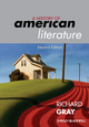 A History of American Literature, 2nd Edition (1405192291) cover image