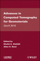 Advances in Computed Tomography for Geomaterials: GeoX 2010 (1848211791) cover image