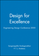 Design for Excellence: Engineering Design Conference 2000 (1860582591) cover image