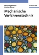Mechanische Verfahrenstechnik (3527310991) cover image