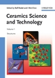 Ceramics Science and Technology, 4 Volume Set (3527311491) cover image