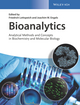 Bioanalytics: Analytical Methods and Concepts in Biochemistry and Molecular Biology (3527339191) cover image