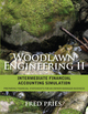 Woodlawn Engineering II: Intermediate Financial Accounting Simulation: Preparing Financial Statements for an Owner-Managed Business (EHEP002991) cover image