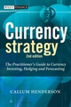 Currency Strategy: The Practitioner's Guide to Currency Investing, Hedging and Forecasting, 2nd Edition (0470027592) cover image