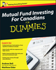 Mutual Fund Investing For Canadians For Dummies (0470157992) cover image