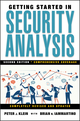 Getting Started in Security Analysis, 2nd Edition (0470463392) cover image