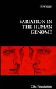 Variation in the Human Genome (0470514892) cover image