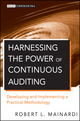 Harnessing the Power of Continuous Auditing: Developing and Implementing a Practical Methodology (0470637692) cover image