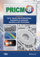 Proceedings of the 8th Pacific Rim International Conference on Advanced Materials and Processing (PRICM-8) (0470943092) cover image
