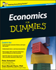 Economics For Dummies, 2nd Edition, UK Edition (0470973692) cover image