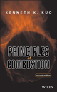 Principles of Combustion, 2nd Edition (0471046892) cover image
