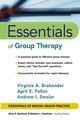 Essentials of Group Therapy (0471244392) cover image