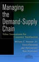 Managing the Demand-Supply Chain: Value Innovations for Customer Satisfaction (0471384992) cover image