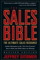 The Sales Bible: The Ultimate Sales Resource, Revised Edition (0471456292) cover image