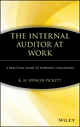 The Internal Auditor at Work: A Practical Guide to Everyday Challenges (0471458392) cover image