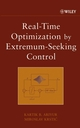 Real-Time Optimization by Extremum-Seeking Control (0471468592) cover image