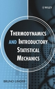 Thermodynamics and Introductory Statistical Mechanics (0471474592) cover image