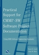 Practical Support for CMMI-SW Software Project Documentation Using IEEE Software Engineering Standards  (0471738492) cover image