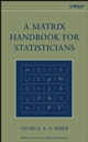 A Matrix Handbook for Statisticians (0471748692) cover image