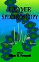 Polymer Spectroscopy (0471960292) cover image