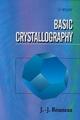 Basic Crystallography (0471970492) cover image